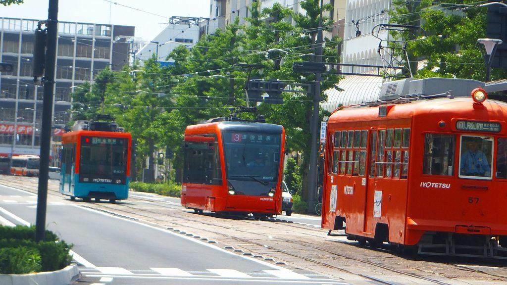 伊予鉄道市内電車