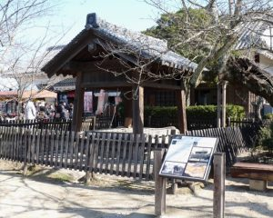 松山城井戸