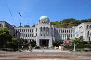 愛媛県庁写真