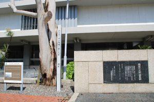 松山中学跡写真