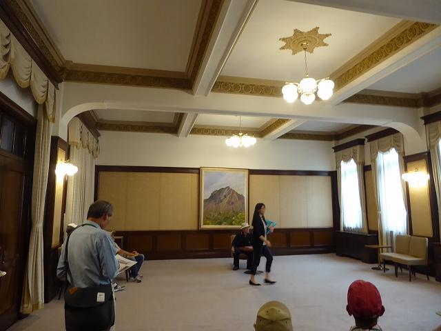 愛媛県庁知事会議室